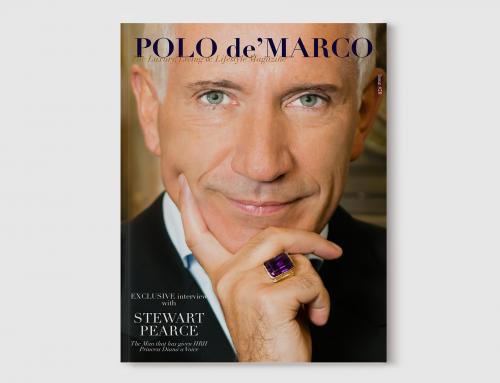Polo de'Marco Luxury Magazine Feature